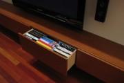 Mobilier rangement DVD & CD